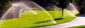 Изграждане на поливни системи за зелени площи